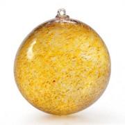 Large Round Antique Gold