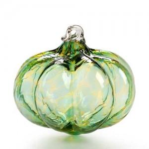 glass squash ornament