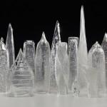 hand blown glass art